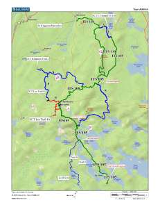 Quad County Trail Map 2012-2013